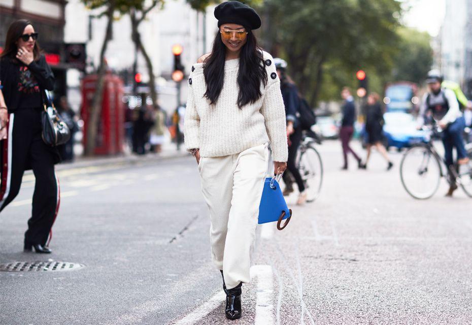 Witte broeken