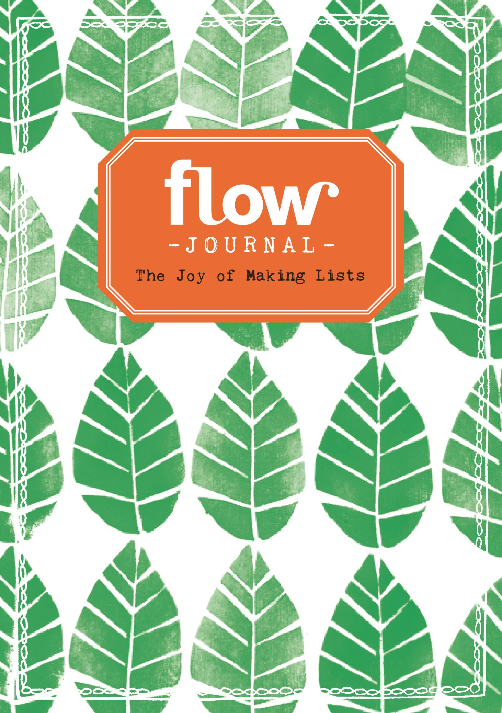 preview flow journal the joy of making lists flow magazine. Black Bedroom Furniture Sets. Home Design Ideas