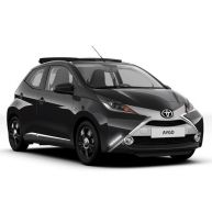 p/d €9,50. Toyota AYGO Fashion Edition Chique