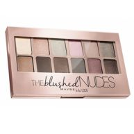 Maybelline The Blushed Nudes Oogschaduw Palette