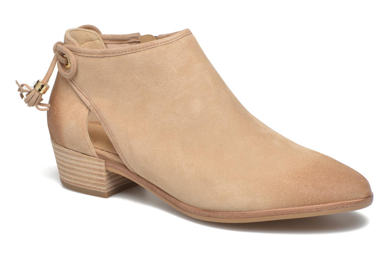 Boots en enkellaarsjes Jennings Flat Bootie by Nieuw Bezoek Di1sL