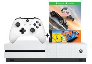 Xbox One S 1 TB + Forza Horizon 3 en Hot Wheels