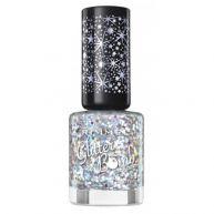 Rimmel London Glitter Bomb Top Coat - 018 Disco Fever