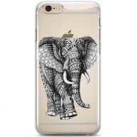 iPhone 6(s) Plus hoesje - Olifant