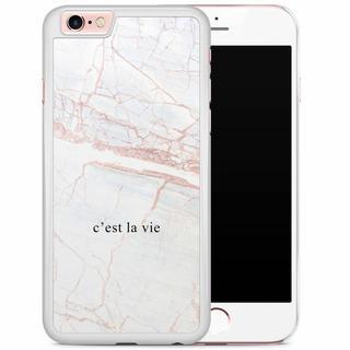 iPhone 6 Plus / 6s Plus hoesje - C'est la vie
