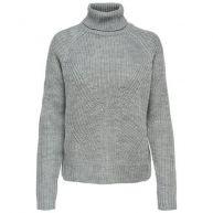 JACQUELINE de YONG Lange mouw Gebreide trui