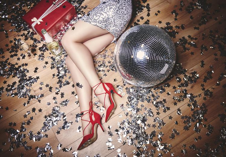 December: Party time!