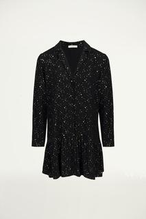 Star & Dot Glitter Dress