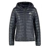 Nike Sportswear Gewatteerde jas black/black/white