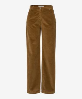 Dames Broek Style Maine bruin maat 48L