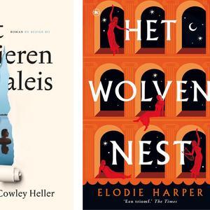 nieuwe boeken oktober