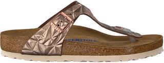 Bronzen Papillio Slippers Gizeh Spectral
