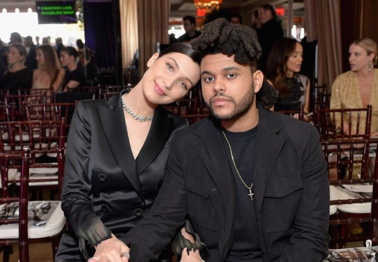 Bella Hadid en The Weeknd toch weer samen?