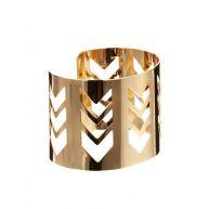 ASOS Cut Out Arrow Cuff Bracelet