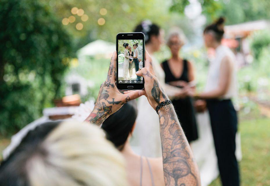 Dingen die je niet op een bruiloft moet doen