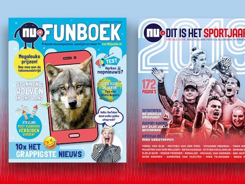 Twee nieuwe bijzondere printspecials van NU.nl