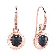 GUESS Stone Heart Oorbellen UBE21525