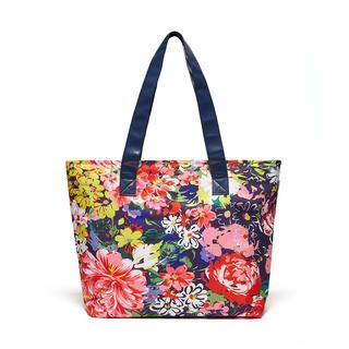 Cooler tas. Flower shop.
