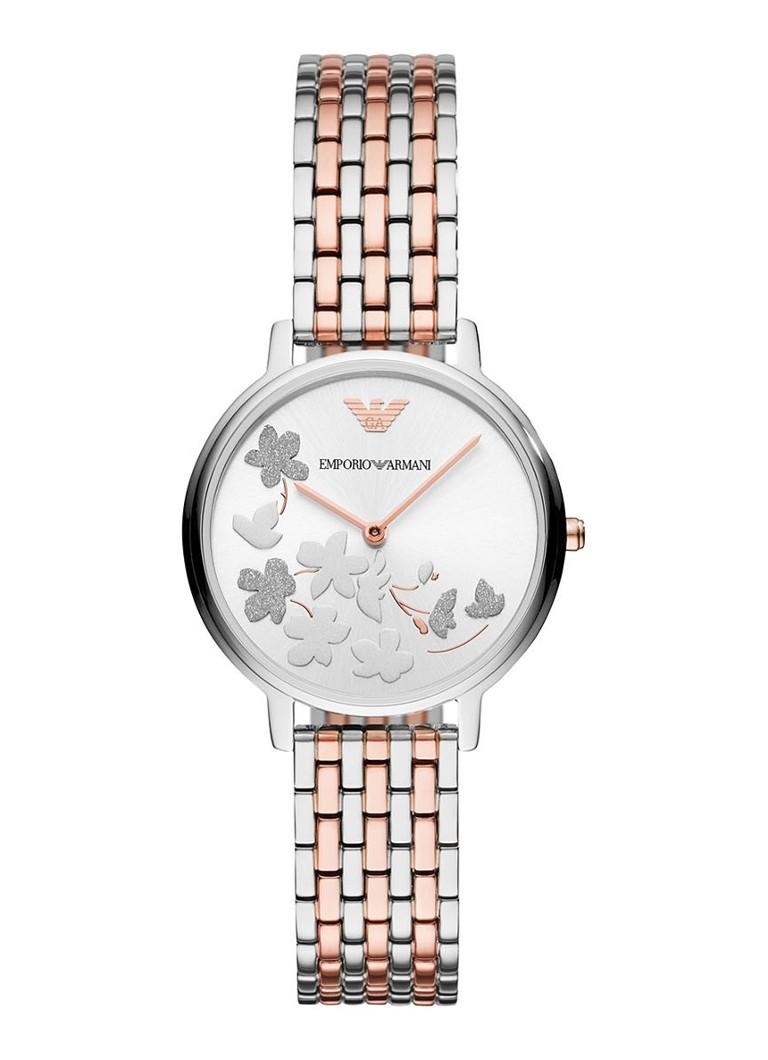 Armani Horloge Emporio AR11113 koel Gratis Verzending Beste Verkoop gQN9H
