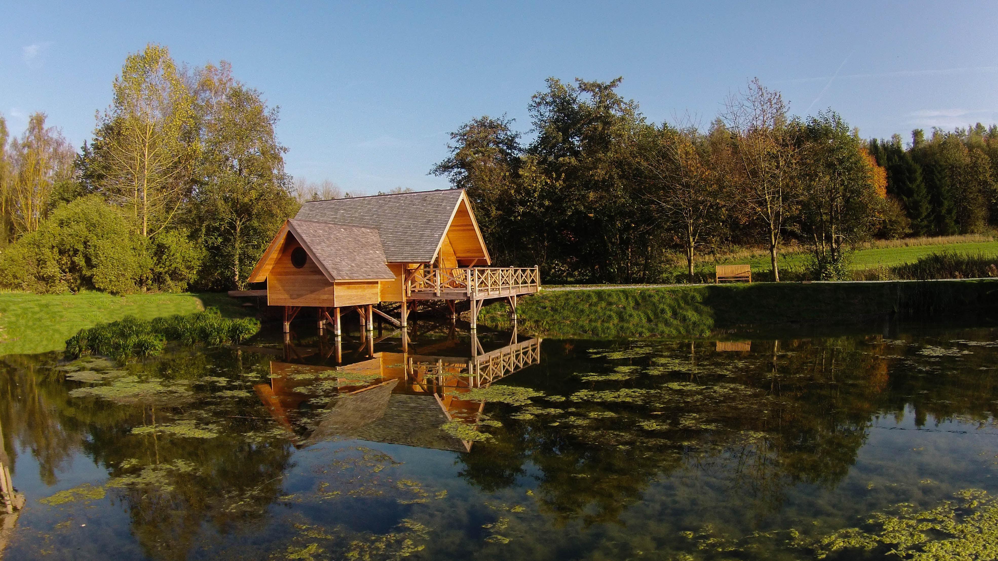 Aqualodge - tiny house