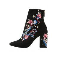 Miss Selfridge ATHENS Korte laarzen black