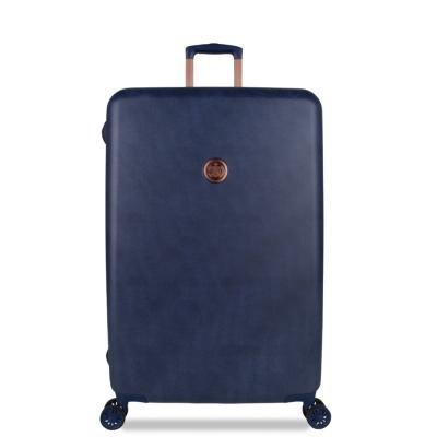 Suitsuit koffer 4-wiel 77 cm raw denim Outlet Locaties Goedkope Prijs OKO69T