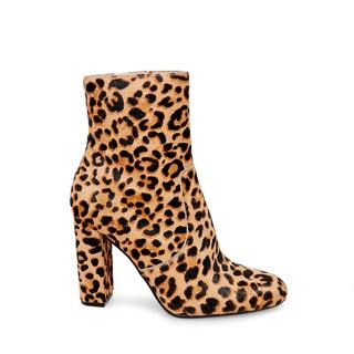Editor-L Dress Booties Leopard dames