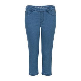 Regulier capri jeans