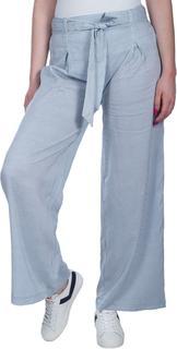 Pants blue/white stripe