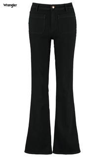 Dames Jeans Flare Zwart
