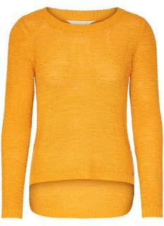 ONLGEENA XO L/S PULLOVER KNT Trui golden yellow 15113356