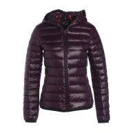 Icepeak THEA Gewatteerde jas blackberry