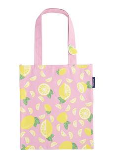 Lemon shopper met dessin