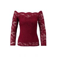 CoolCat Dames Top Ebardot Rood