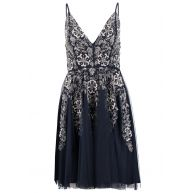 Lace & Beads ROXANNE Cocktailjurk navy