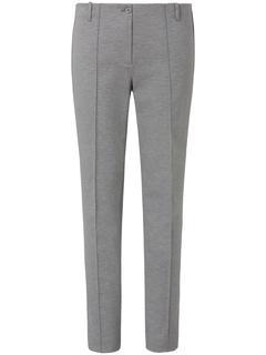 Enkellange jerseybroek grijs