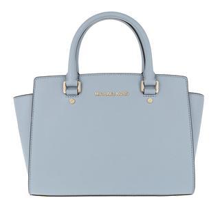 Tote - Selma MD TZ Satchel Bag Pale Blue in blauw voor dames - Gr. MD