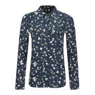 Dames flower blouse