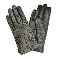 Maya Handschoenen Animal Fluffy Gloves Grijs