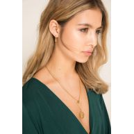 Shine Earrings - Gold