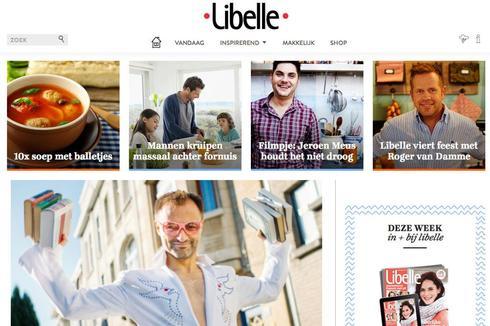 Nieuwe mijlpaal voor Libelle