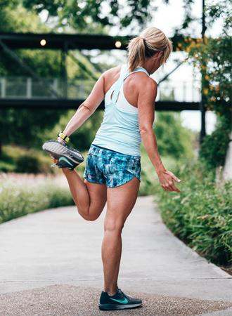 Deze oefeningen helpen je van je cellulite af