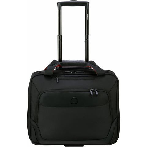 Delsey businesstrolley met 15,6-inch laptopvak, Parvis Plus