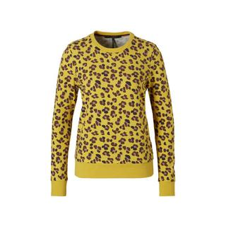 sweater met all over print (dames)