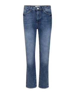 DAMES HIGH RISE STRAIGHT COMFORT STRETCH JEANS