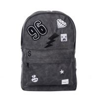 Spiral OG Backpack monochrome patch