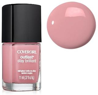 Outlast Stay Brilliant Nail Gloss - 160 Everbloom