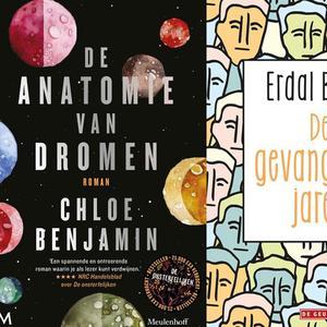 nieuwe boeken maart