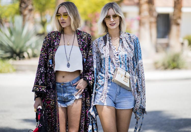De mooiste festival trends gespot op Coachella
