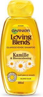 Loving Blends Kamille & Bloemenhoning Glansgevende Shampoo - 300 ml - Shampoo
